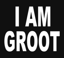 I am Groot T-Shirt Guardians of the Galaxy We are SciFi cool GraphicI am Groot T-Shirt Guardians of the Galaxy We are SciFi cool Graphic Kids Clothes