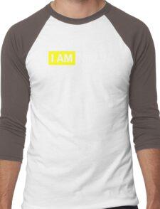 I AM NIKON Men's Baseball ¾ T-Shirt
