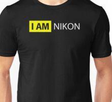 I AM NIKON Unisex T-Shirt
