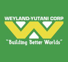 Weyland-Yutani Corp Kids Tee