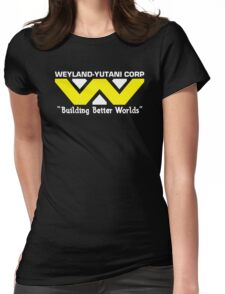 Weyland-Yutani Corp Womens Fitted T-Shirt