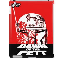 DAWN OF THE FETT iPad Case/Skin