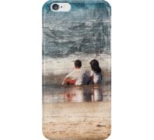 Amigos Mexico - Kids in the Beach iPhone Case/Skin