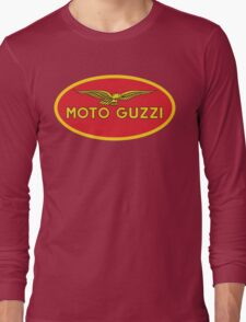 Moto Guzzi Long Sleeve T-Shirt