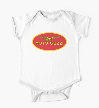 Moto Guzzi One Piece - Short Sleeve
