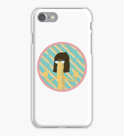 French Fry Girl iPhone Case/Skin