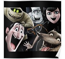 the characters of hotel transylvania 2 Poster