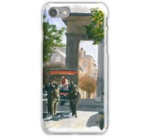 In Front Of St. Philips iPhone Case/Skin