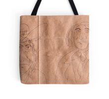 Residents of the United States Of America Tote Bag