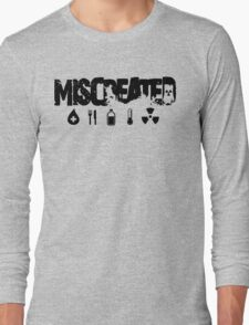 Miscreated T-Shirt Black Text (official) Long Sleeve T-Shirt
