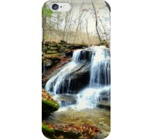 Tucked Away And Falling  iPhone Case/Skin