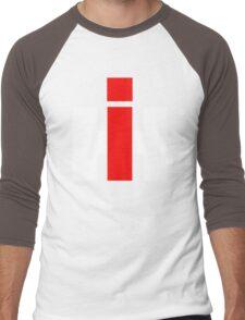 International Harvester Farmall Tractor Men's Men's Baseball ¾ T-Shirt