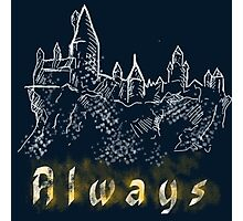 Always a wizard Photographic Print