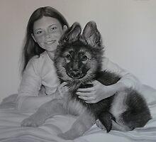 Girls Best Friend. by carboneye