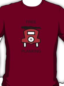 FreePlanking T-Shirt