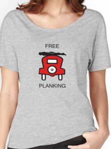 FreePlanking Women's Relaxed Fit T-Shirt