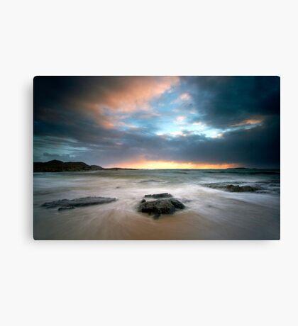Hebridean Light Canvas Print