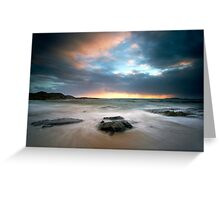 Hebridean Light Greeting Card