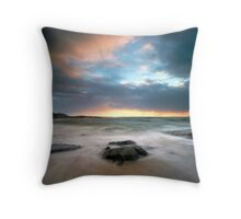 Hebridean Light Throw Pillow