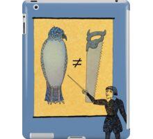 Hamlet's Weather Report iPad Case/Skin