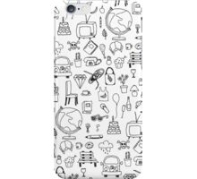 Just things, just ink iPhone Case/Skin