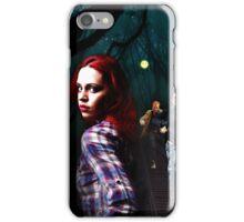 Spook Light/ Crossett, Arkansas iPhone Case/Skin