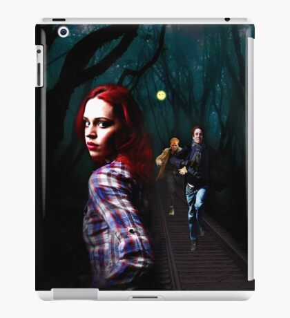 Spook Light/ Crossett, Arkansas iPad Case/Skin