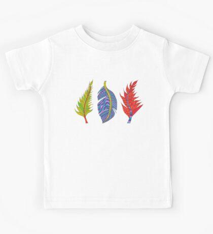 Colours / Colors of Seasons Kids Tee