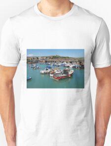 Folkestone harbour, Kent T-Shirt