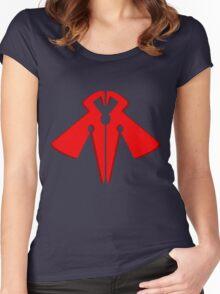 Raidraptor Rank-up-magic Women's Fitted Scoop T-Shirt