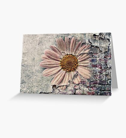 Another Decayed Flower! Greeting Card