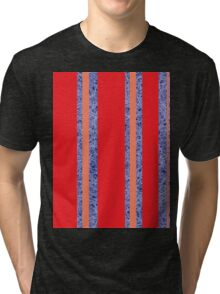CHAOS AND ORDER Tri-blend T-Shirt