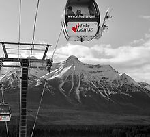 Lake Louise Resort by Ryan Davison Crisp