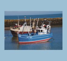 Folkestone harbour, England One Piece - Short Sleeve
