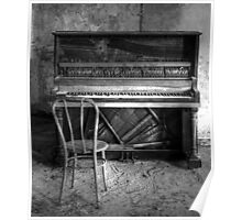 Norwich Piano, Hallet, Davis & Co from Boston Massachusetts Poster