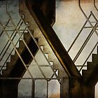 stairs & steel by Anthony Mancuso
