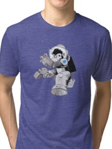 Ookie the Space Ape Tri-blend T-Shirt