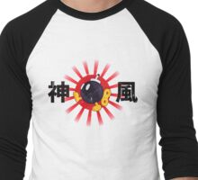 Kamikaze Men's Baseball ¾ T-Shirt