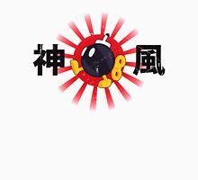 Kamikaze Men's Baseball ¾ T-Shirt