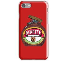 Deadite: The Evil Spread iPhone Case/Skin