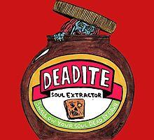 Deadite: The Evil Spread by mondomosher
