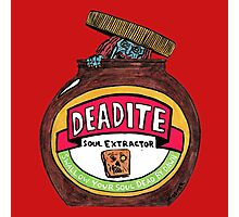 Deadite: The Evil Spread Photographic Print