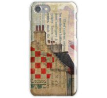 pence and the pound iPhone Case/Skin