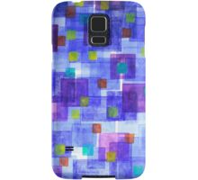 Dancing over the Blue Samsung Galaxy Case/Skin