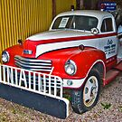 1948 Nash Tow Truck by Bryan D. Spellman