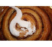 Danish Pastry Photographic Print