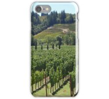 Napa Valley Vineyard iPhone Case/Skin