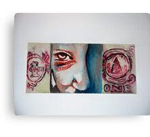 art bill Canvas Print