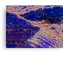Water 1-2 Canvas Print