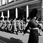 Windsor, England - Changing of the Guard by Gloria Cortina